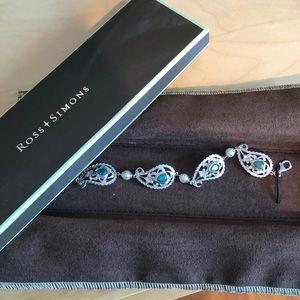 Ross Simons   Silver bracelet